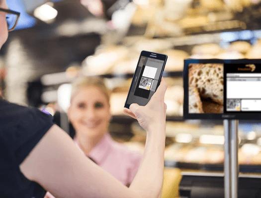 CashAssist Kundenkartensystem im Confiserie Bachmann