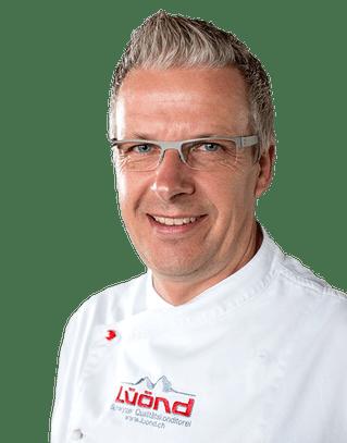 Andy Lüönd,Schwyzer Qualitätskonditorei Lüönd Inhaber