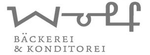 Die Bäckerei & Konditorei Wolf logo