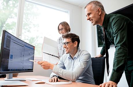 HS-Soft Team Kompetenzen bezüglich dem Kassenwechsel filialisierten Betrieben