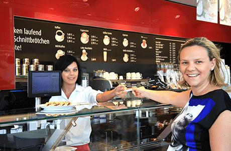 Top Bäckerei Der Beck aus Erlangen arbeitet mit CashAssist Card software elektronische Kundenkarte