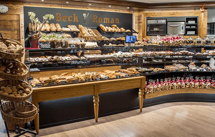 CashAssist Bäckerei Registrierkasse in Der Brotflüsterer Beck Roman