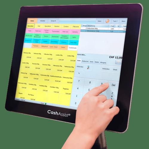 Rechtzeitiger Kassentausch mit CashAssist Kasse