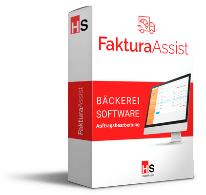 FakturaAssist Bäckerei Software