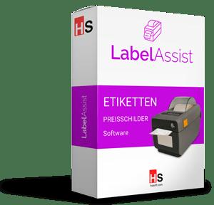 Professionelle Label Software LabelAssist