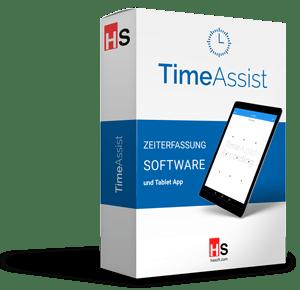 TimeAssist Zeiterfassungssystem