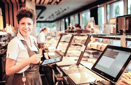 mobiles Bestellsystem fur Bäckerei und Konditorei Wolf