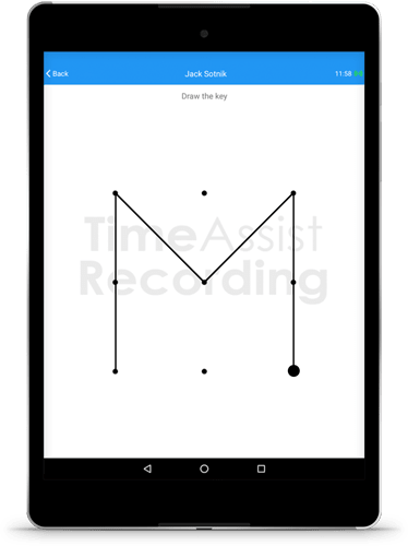 Zeitmanagement App