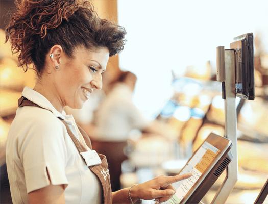 CashAssist Kassensystem in Die Bäckerei & Konditorei Wolf