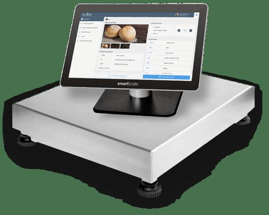 Rezept und Kontrollwaagesystem - smartScale