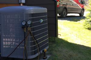 heat pump service in elk valley