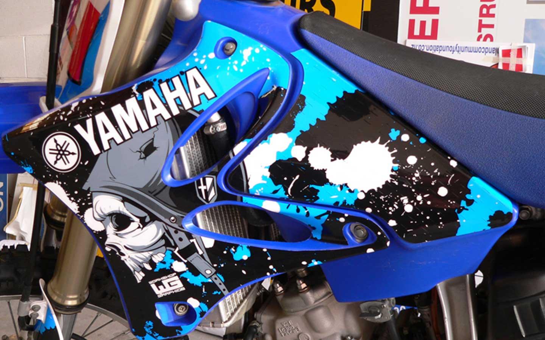 FastSignz Motorbike Wraps