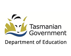 Tasmanian Government Department of Education Logo