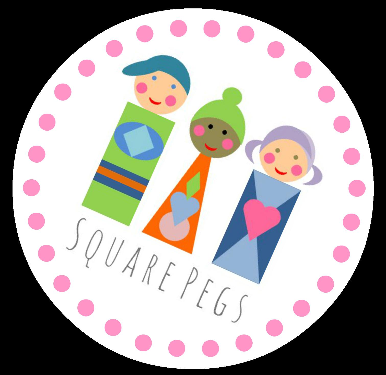 Square Pegs Tasmania Logo