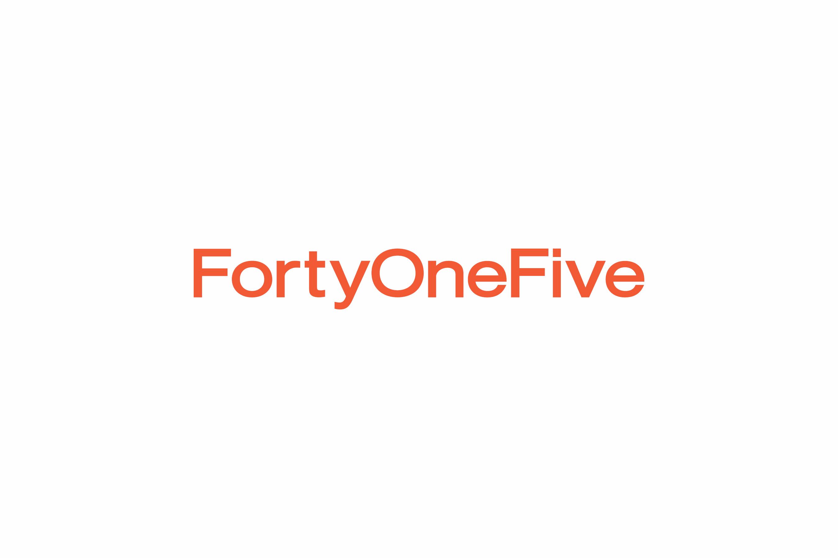 fortyonefive-identity