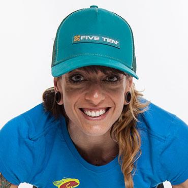 Atleta Climber Plus Camila Macedo