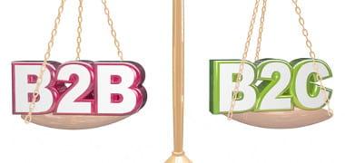 B2B B2c Marketing Thumbnail