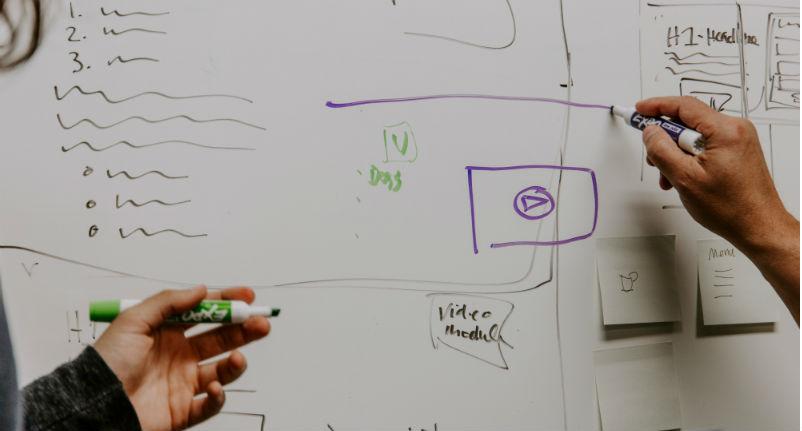 Använder du ofta whiteboard på jobbet? Använd Microsoft Office Lens för att spara och organisera dina whiteboardtavlor