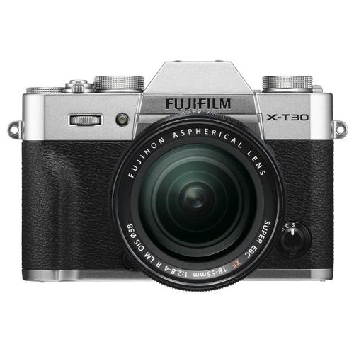 Fujifilm X-T30 argent 18-55mm f2.8-4 OIS - FR