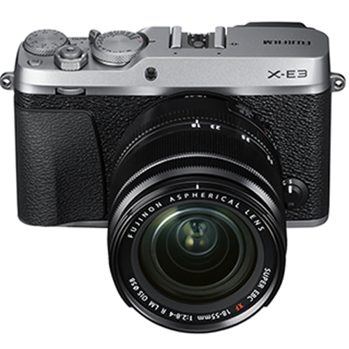 Fujifilm XE-3 with XF 18-55mm F2.8-4.0 lens -EN