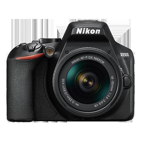 Nikon D3500 kit - FR