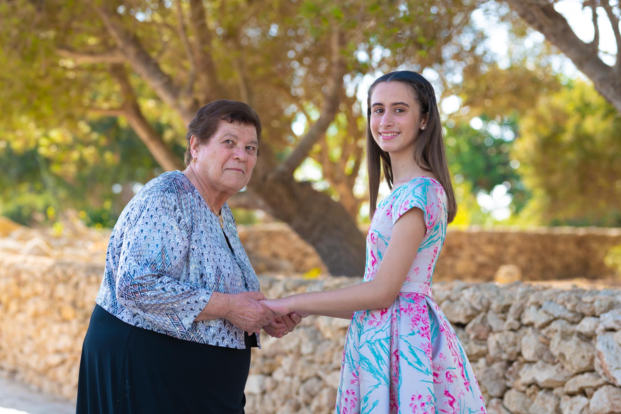 Confirmation Photoshoot in Nadur, Gozo