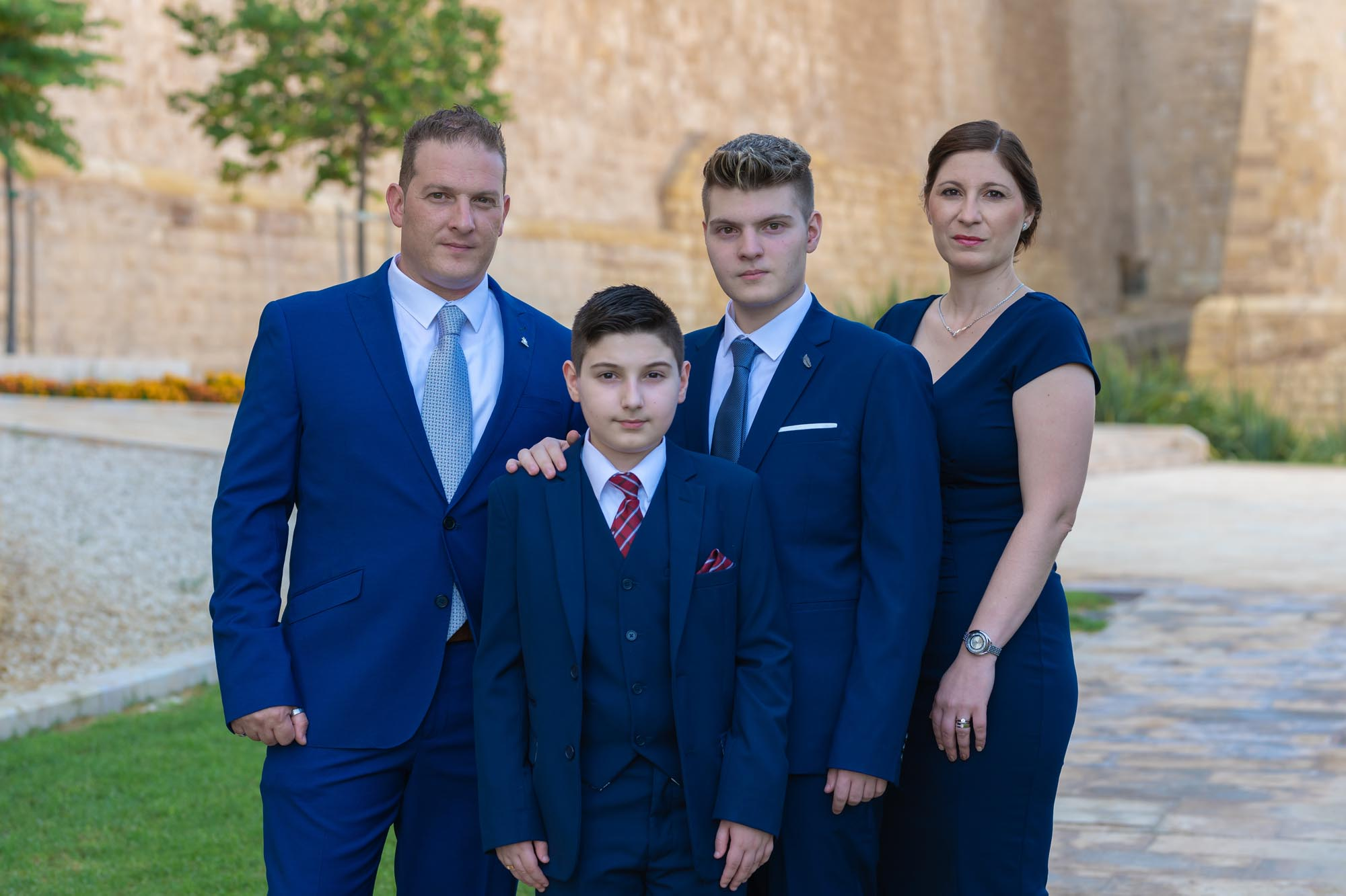 Family Photography in Gozo