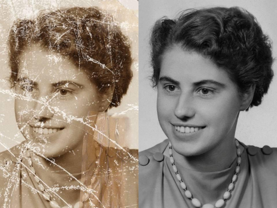 Photo restoration gozo