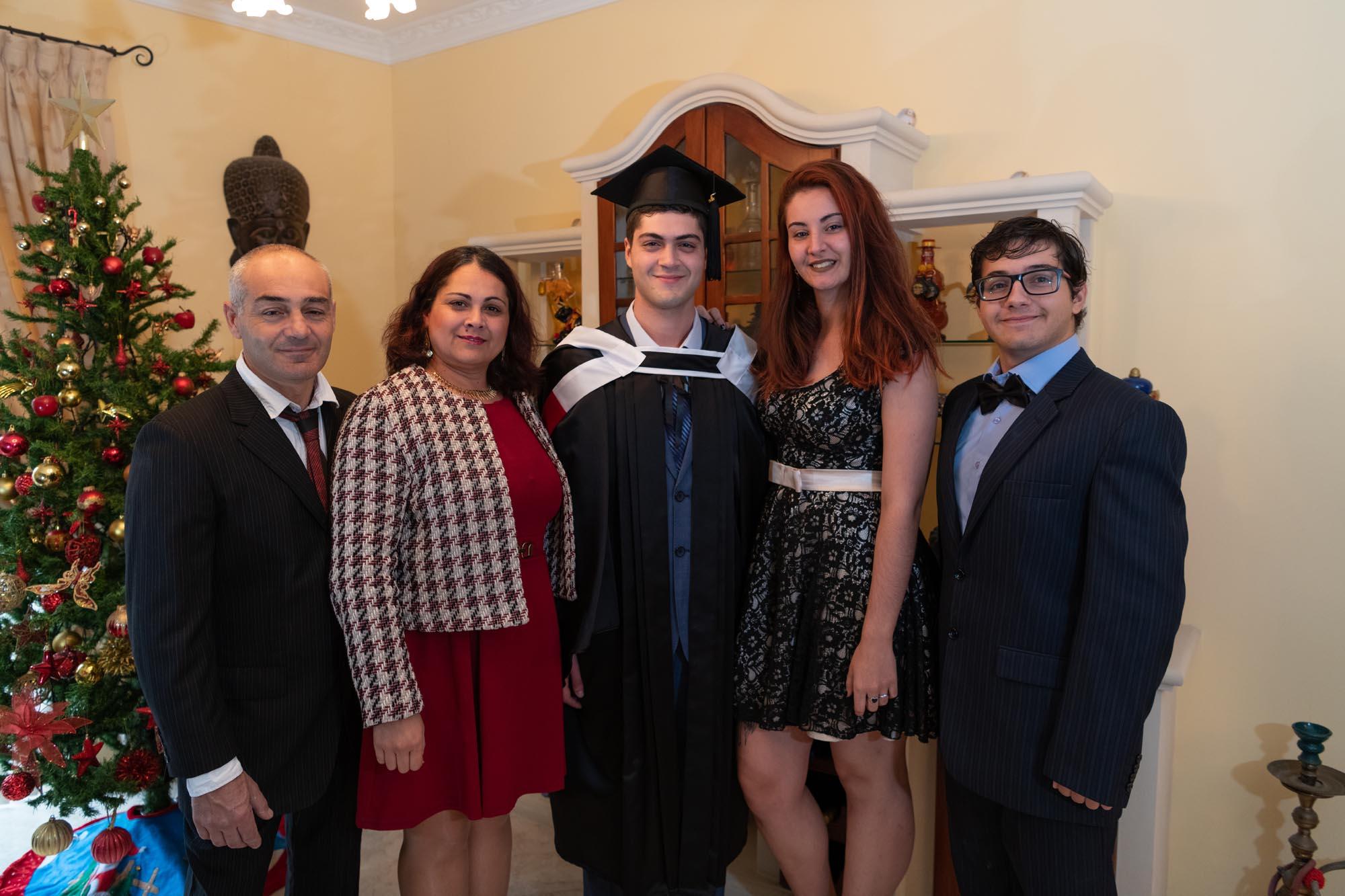 Graduation Photoshoot in Gozo