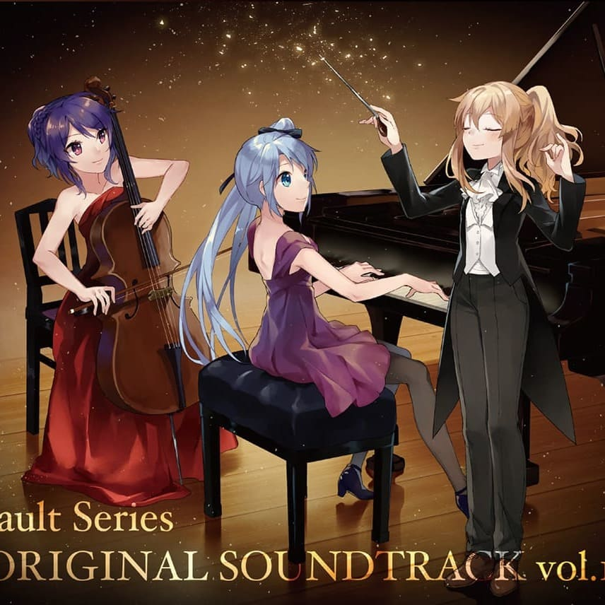 fault Series Original Soundtrack vol.1