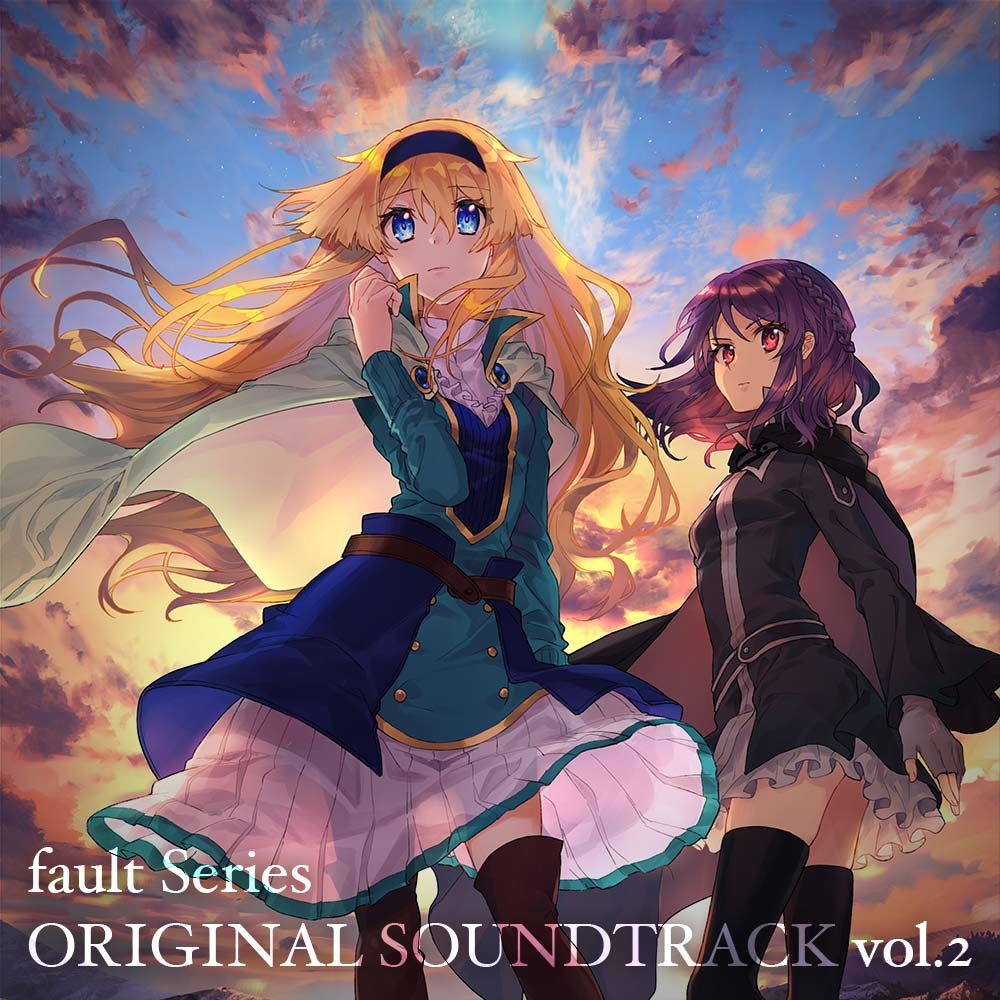 fault sereis Original Soundtrack vol. 2