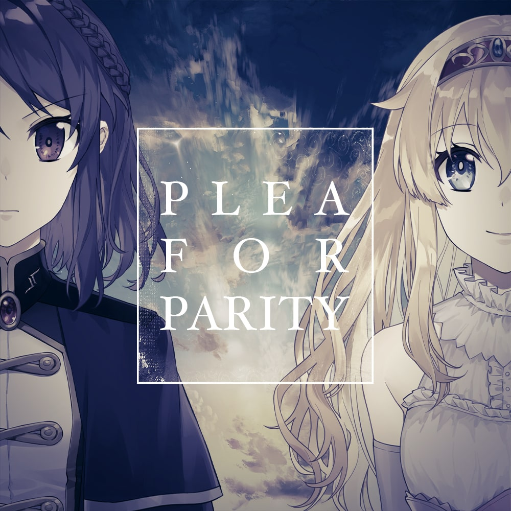 PLEA FOR PARITY