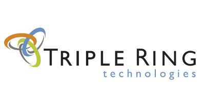 triple ring logo