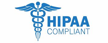 HIPPA compliment logo