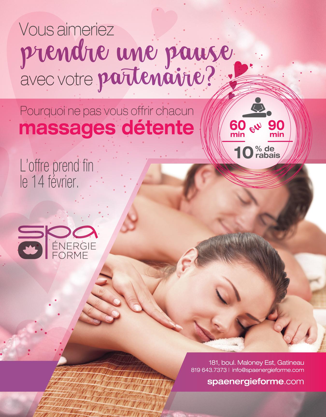 Gatineau Spa et Massage