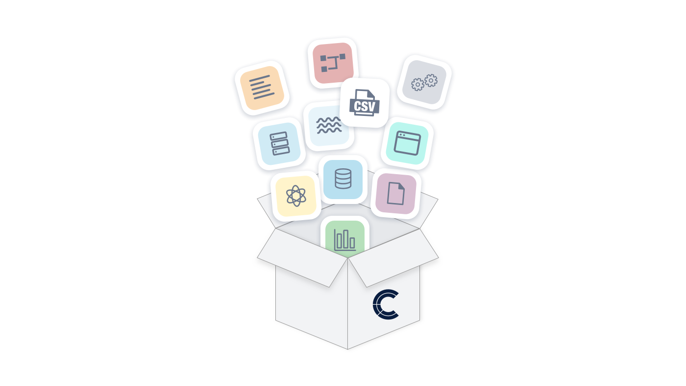 data integration data sources data catalog