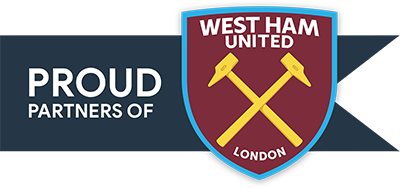 Logo - Basset And gold Official Investment Partner of west ham united