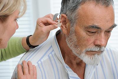 hearing air repair
