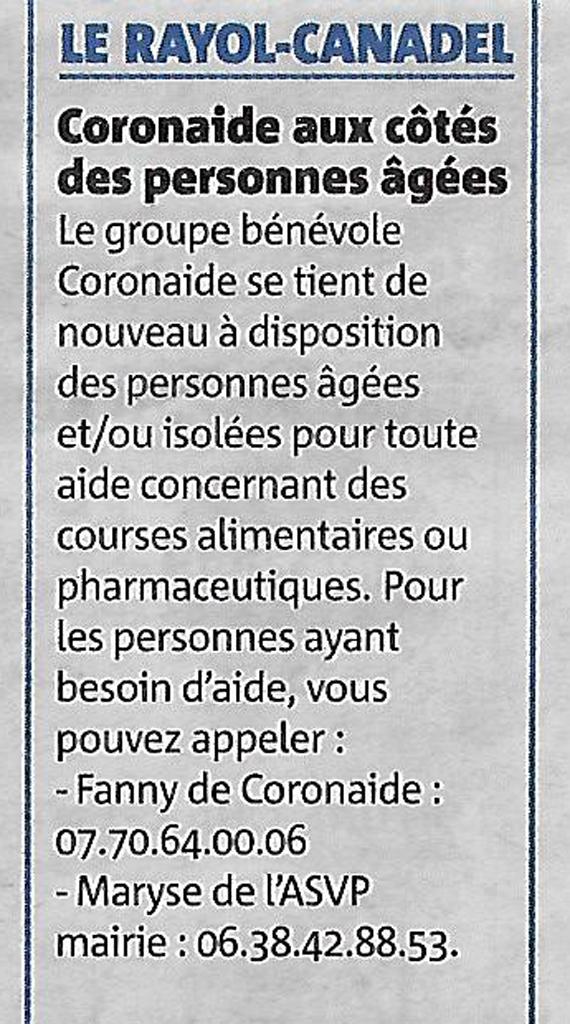 Coronaide