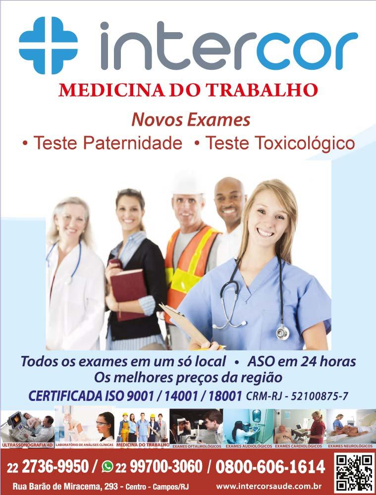 INTERCOR MEDICINA DO TRABALHO