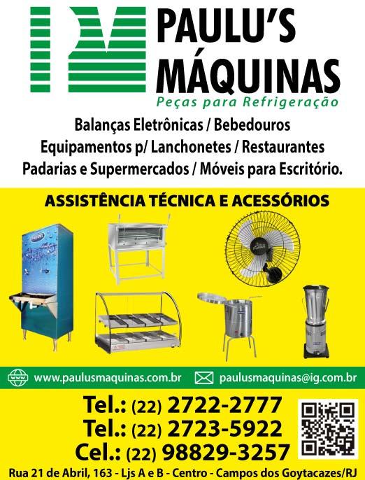 Paulu's Máquinas