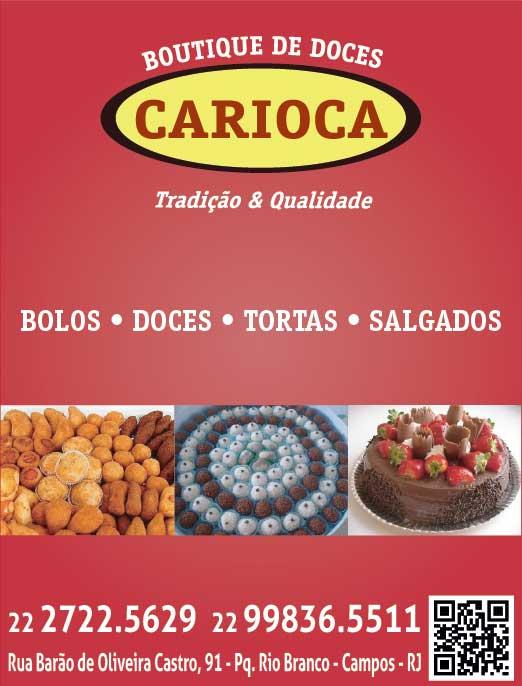 Boutique de Doces Carioca