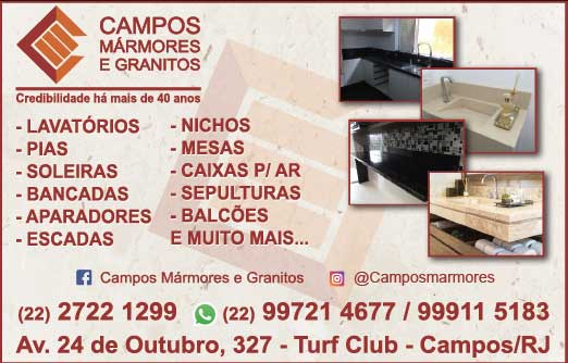 Campos Mármores e Granitos