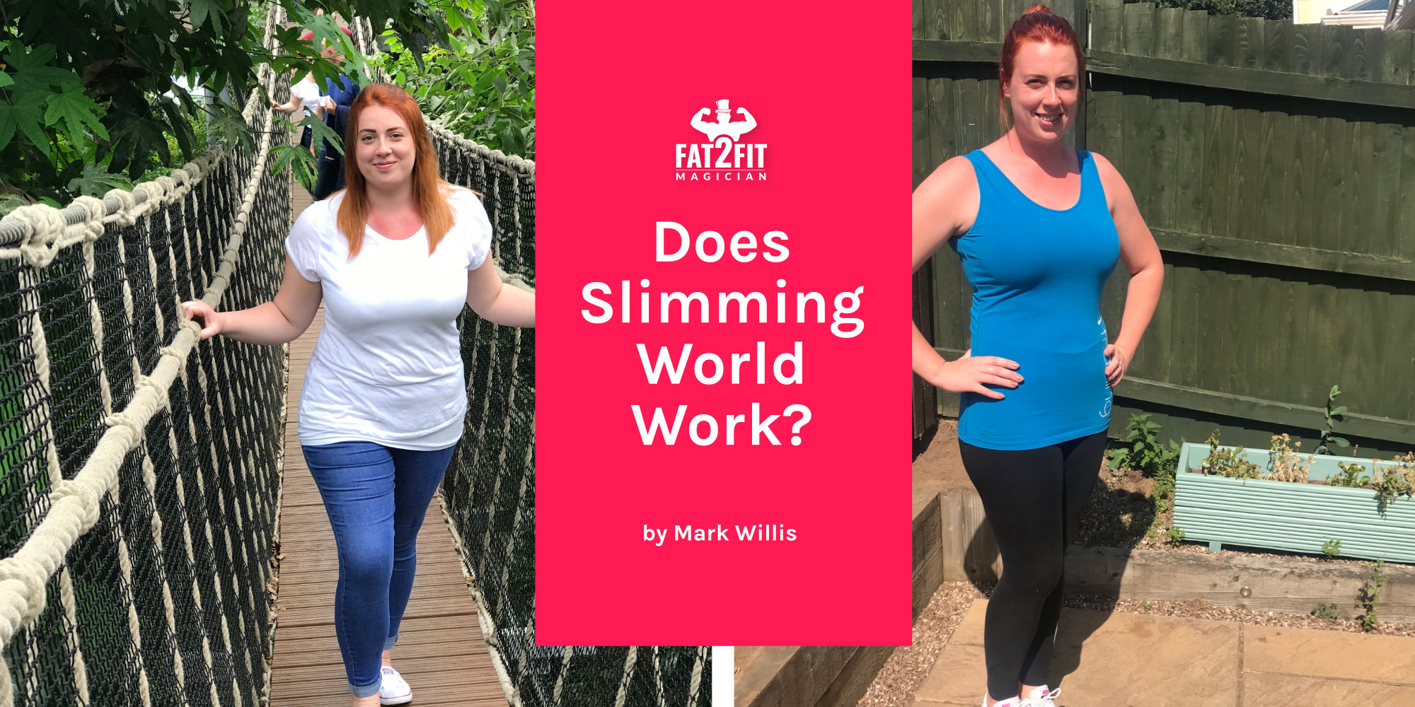Does Slimming World work? I spoke with Rachel who's been going for just over 2 months to find out.