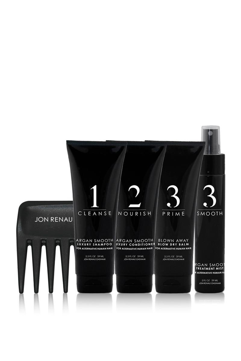 Human Hair Care Travel Kit
