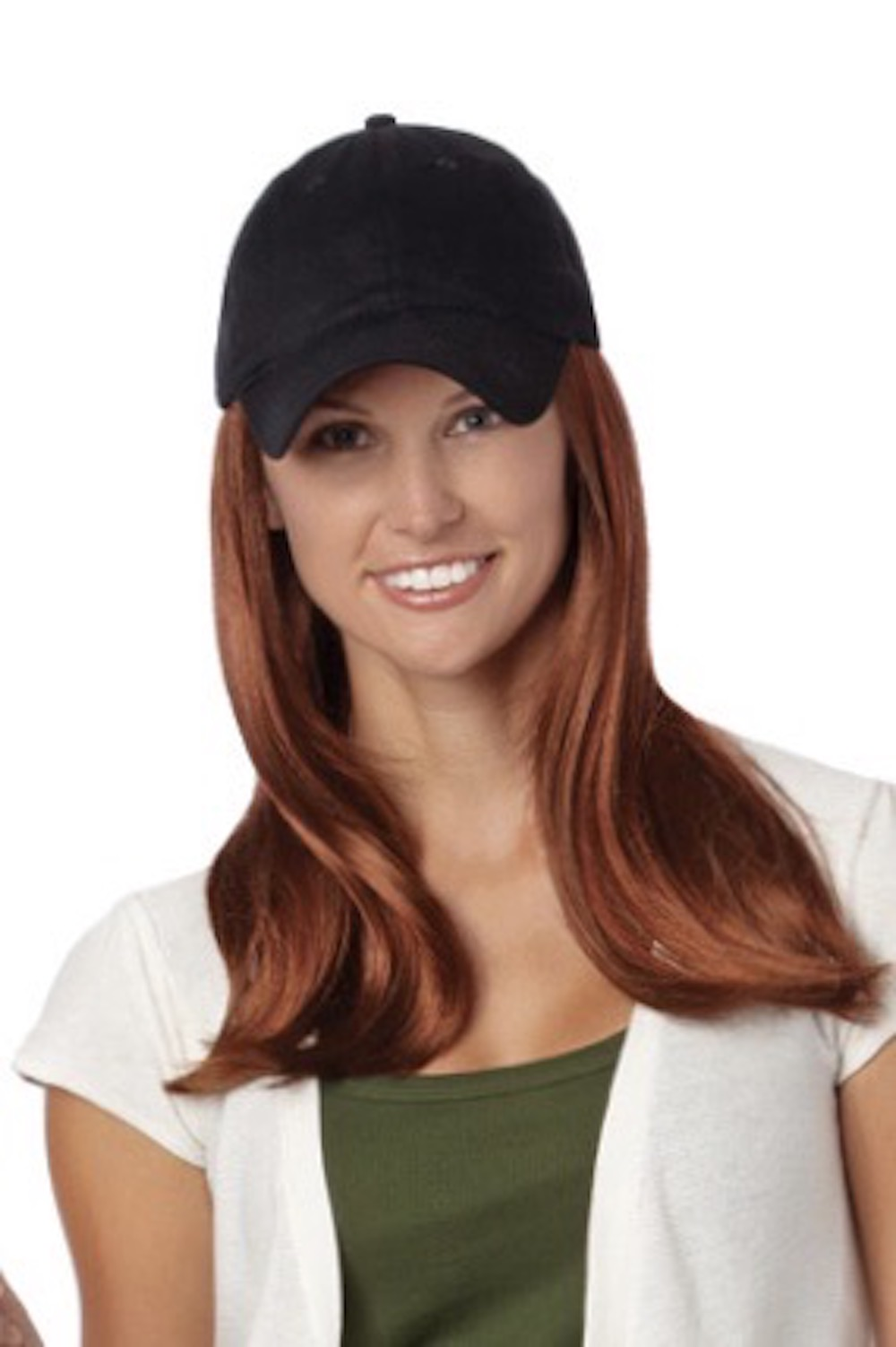 Long Hat With Hair