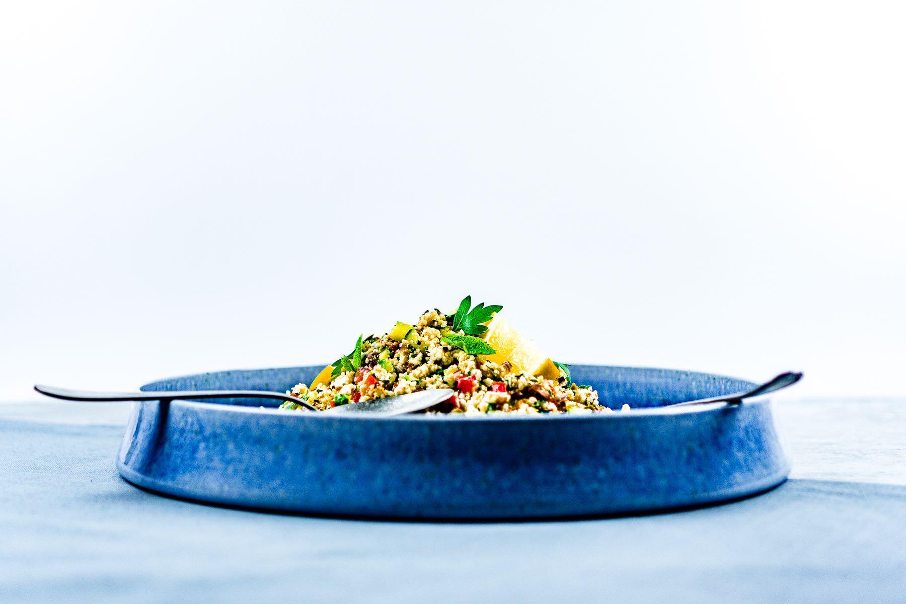 Food Fotografie | Couscous | Schweiz