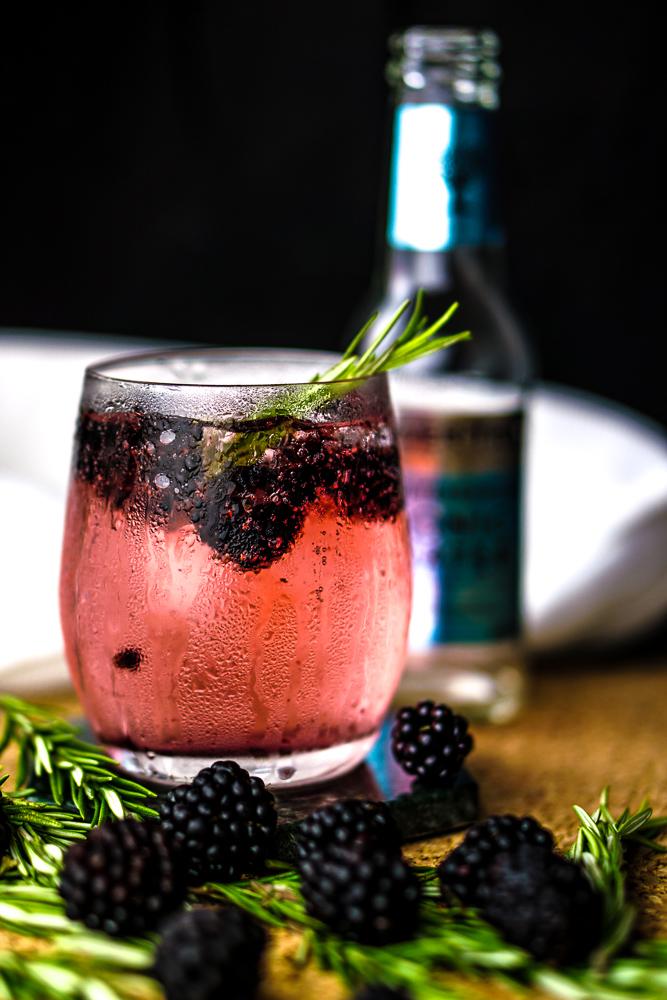 Soller in einem Gin-Tonic