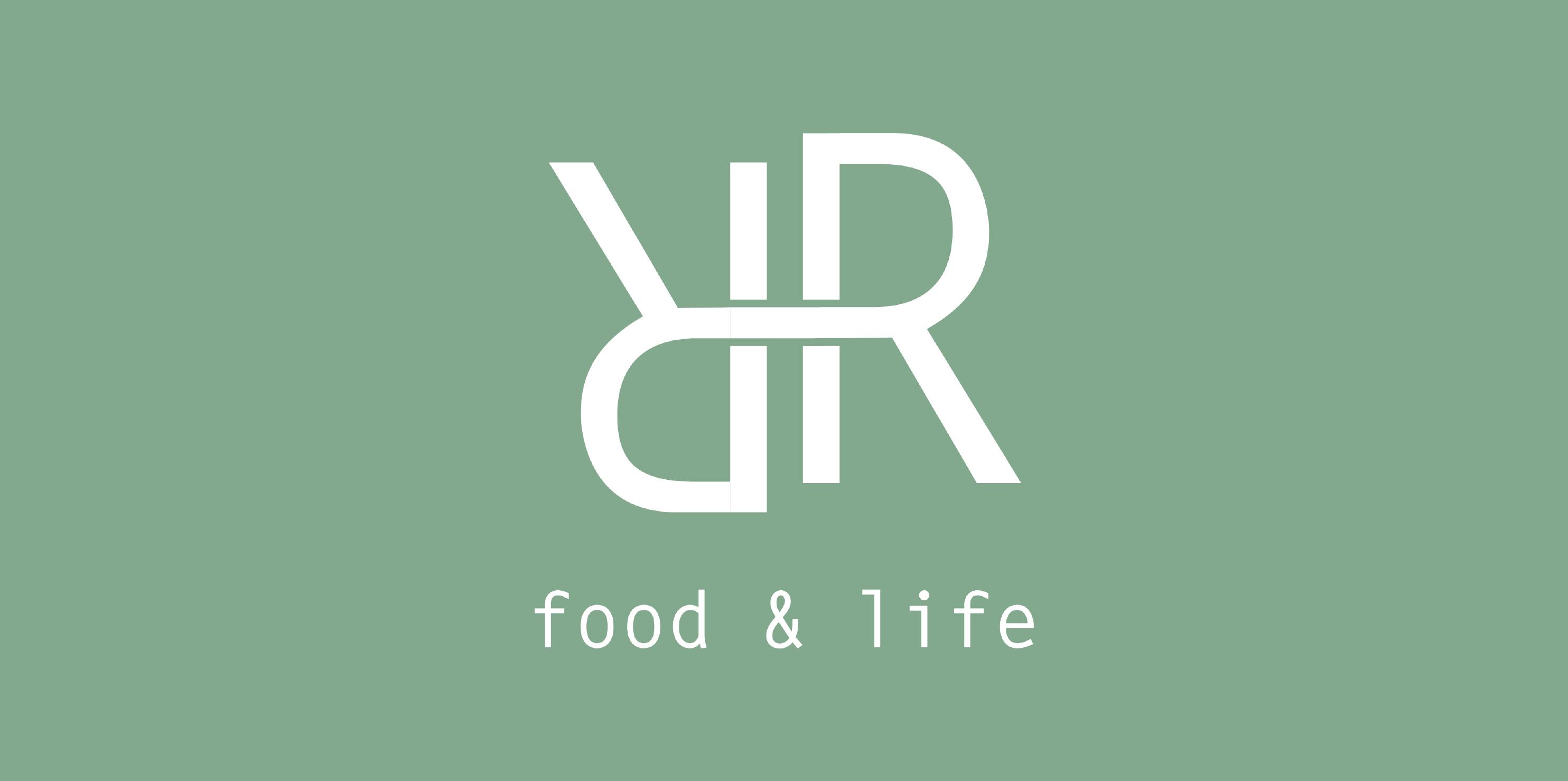 Neue Brand Farbe von Rahel & Ron Foodblog