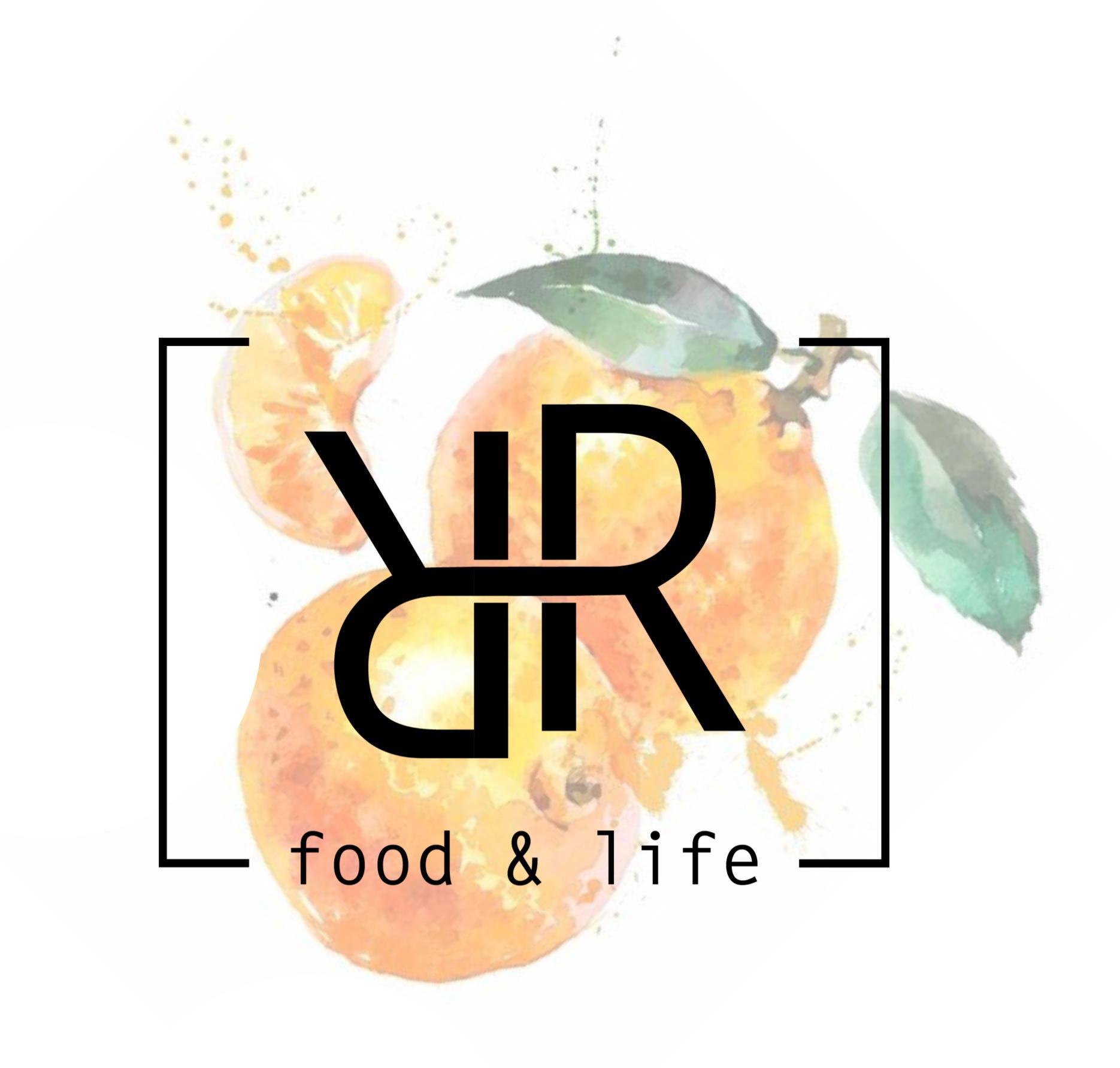 Erste Version des Rahel & Ron Logos